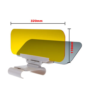 Anti-Glare Sun Visor
