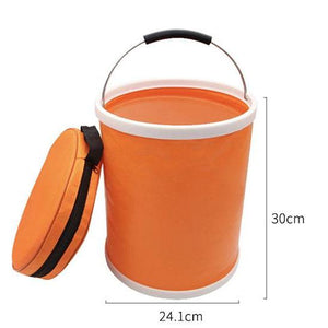 Foldable Bucket (with carry case)