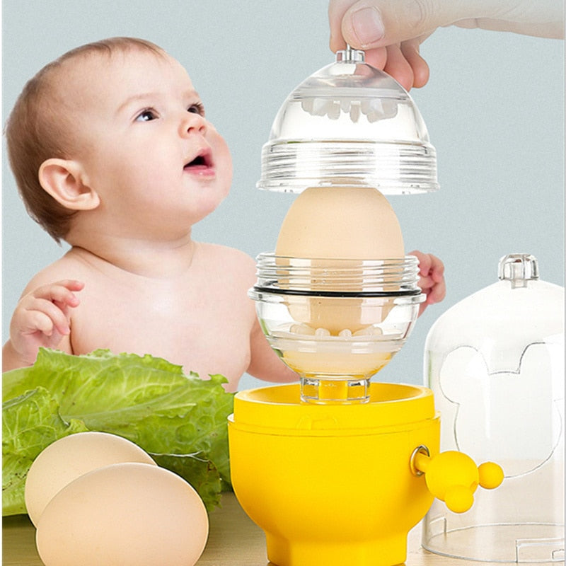 Egg Yolk Blender