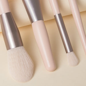 Mini Travel Makeup Brush Set