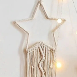 Star Moon Dream Catcher