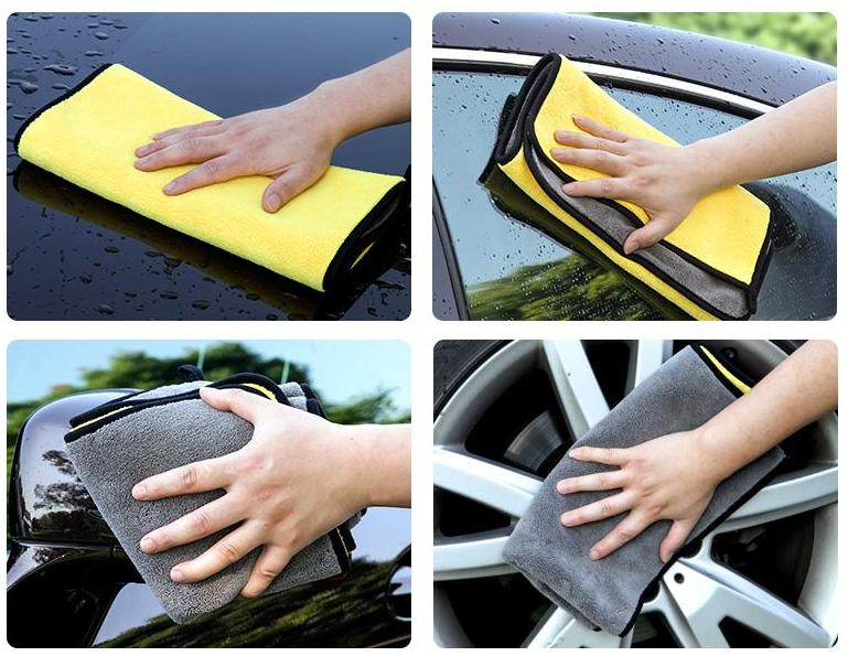 Super Absorbent Car Towel
