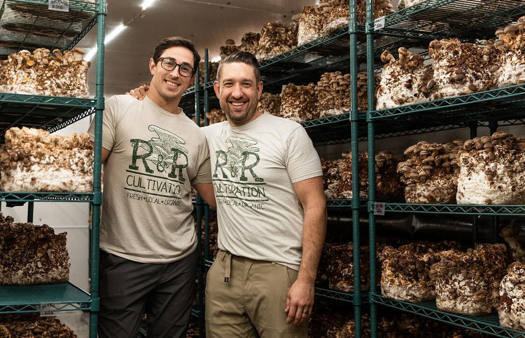 R&R Cultivation's Founders Nick Robinson and Lance Ramm