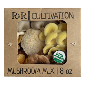Mushroom CSA | Fresh Organic Mushrooms | Roseville, MN | R&R Cultivation