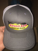 Malvern Bank Series Mesh Snap Back Hat