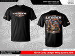 Cody Ledger 2018 Black T-Shirt