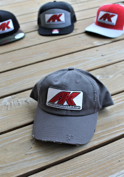 Andrew Kosiski Distressed Hat