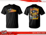 "Matthew Stelzer 2021 ""Back To Back"" T-shirt"