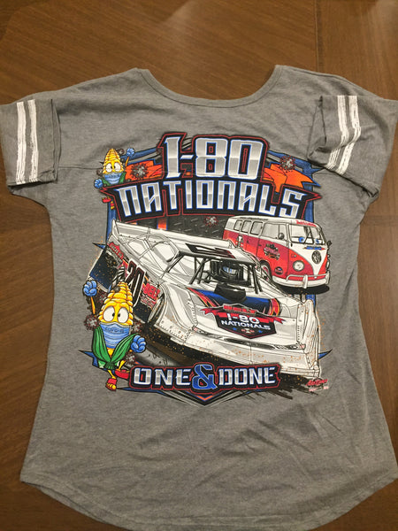 I-80 Nationals Women's T-shirt