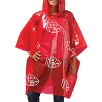 VP Racing Fuel Rain Poncho