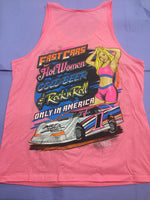"Dirt Shirts USA- ""Only In America"" Tank Top"