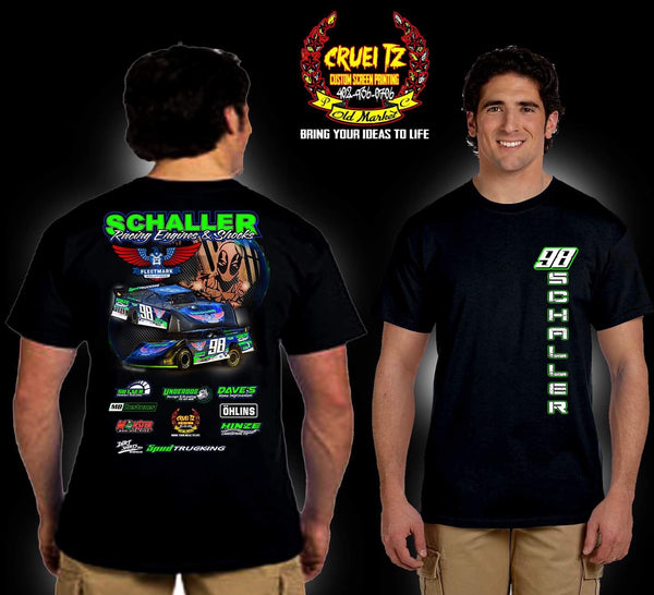 Ben Schaller 2019 T-shirt *** PREORDER PURCHASE ***