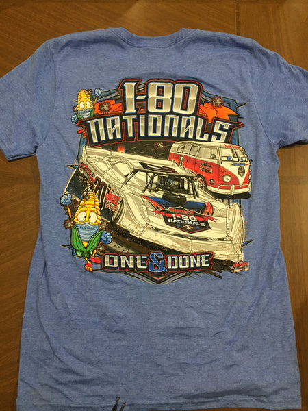 I-80 Nationals T-shirt