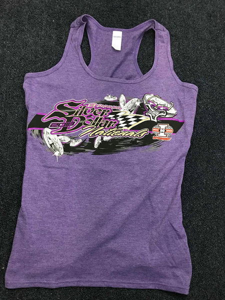 Silver Dollar Nationals 2018 Purple Ladies Tank