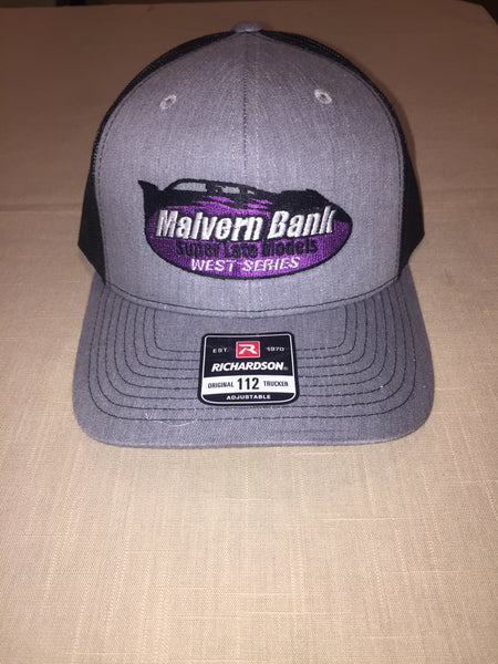 Malvern Bank West Series Embroidered SnapBack Hat