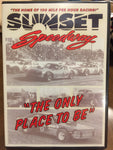 "Sunset Speedway ""The Only Place To Be"" DVD"