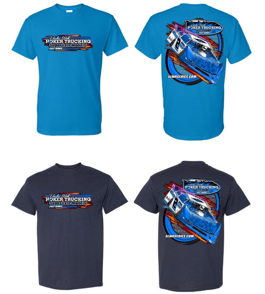 Hoker Trucking Series 2021 T-shirt