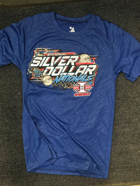Silver Dollar Nationals 2019 Athletic Perfomance Tee