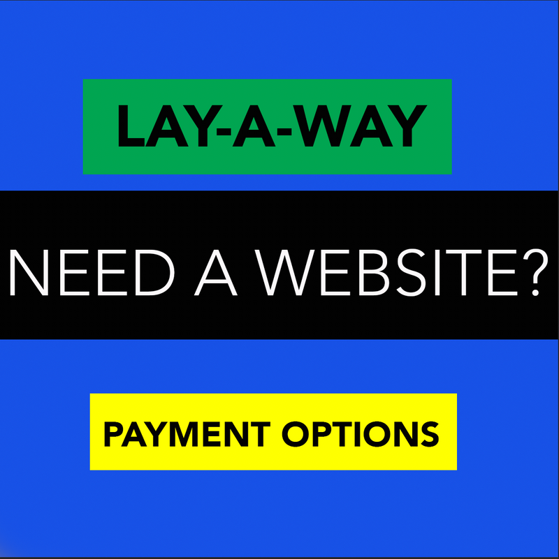 WEBSITE LAY-A-WAY PAYMENTS