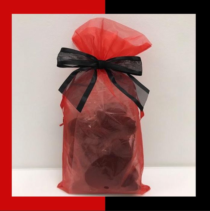 Packaging Choose Organza Bag Bow Syohc