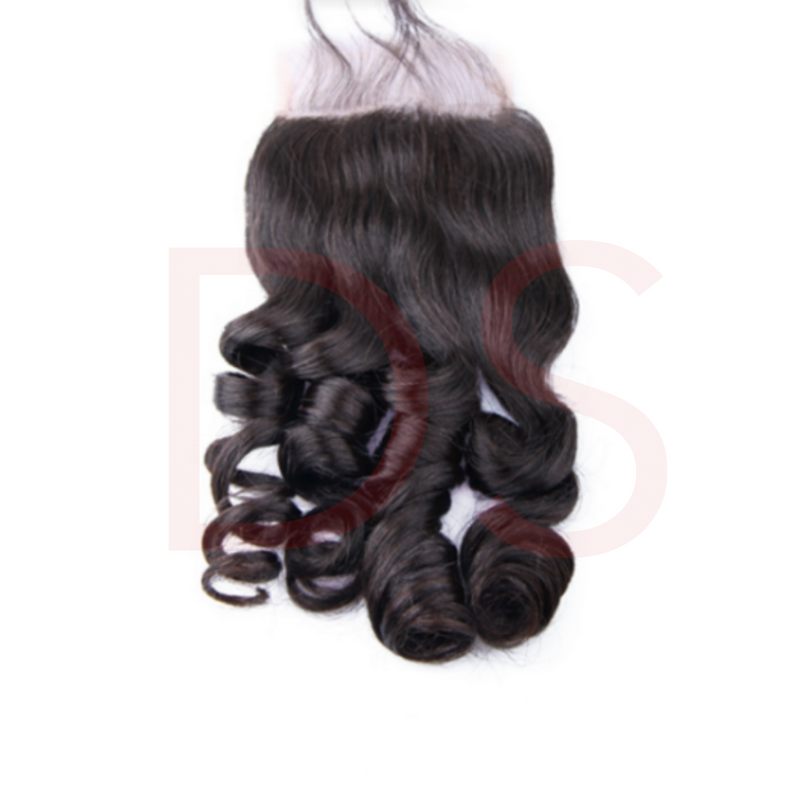 CLOSURES - MINK HAIR