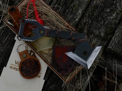 Gnome Axe Bottle Opener