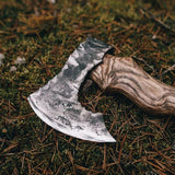 Gnome Viking Axe