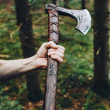 Two Handed Berserker Axe