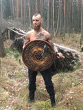 Handmade Viking Shield