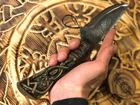 Custom Odin Knife