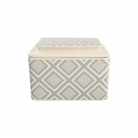 City Cube Butter Dish