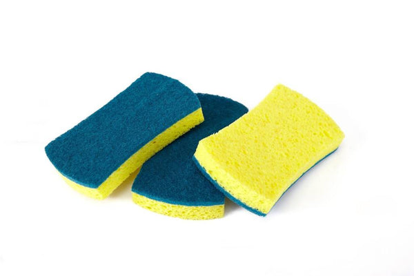 Full Circle Refresh Scrubber Sponges Set of 3