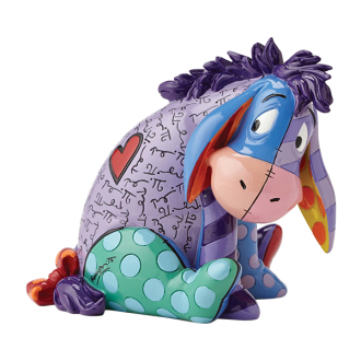 Disney by Britto Eeyore Figurine Medium