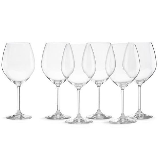 Lenox Tuscany Red Wine Set of 6