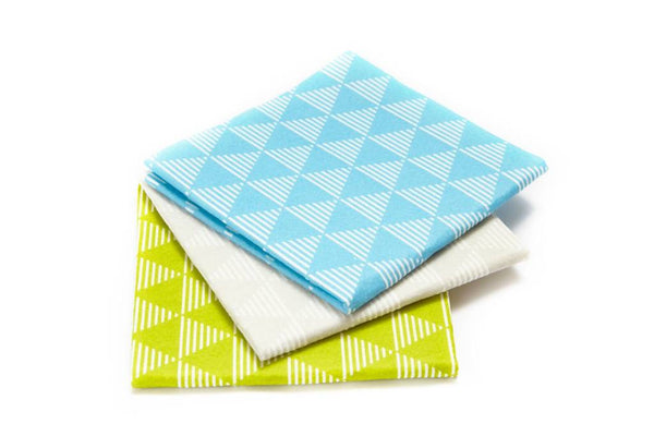 Full Circle Pulp Friction Dusting Cloths 3 Pack
