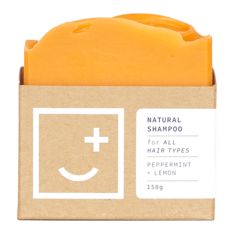 Fair + Square Natural Shampoo