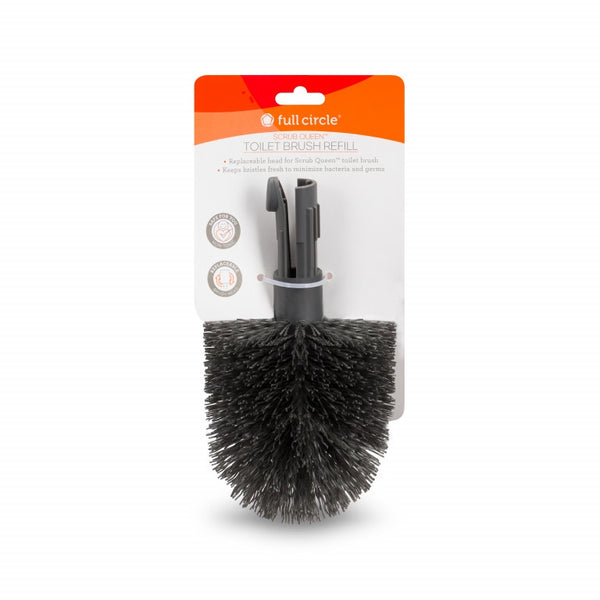 Full Circle Scrub Queen Toilet Brush Refil