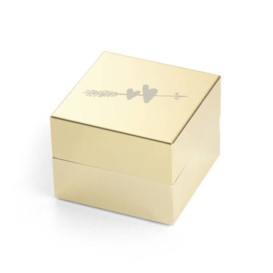 Kate Spade New York Two Hearts Ring Box 6cm