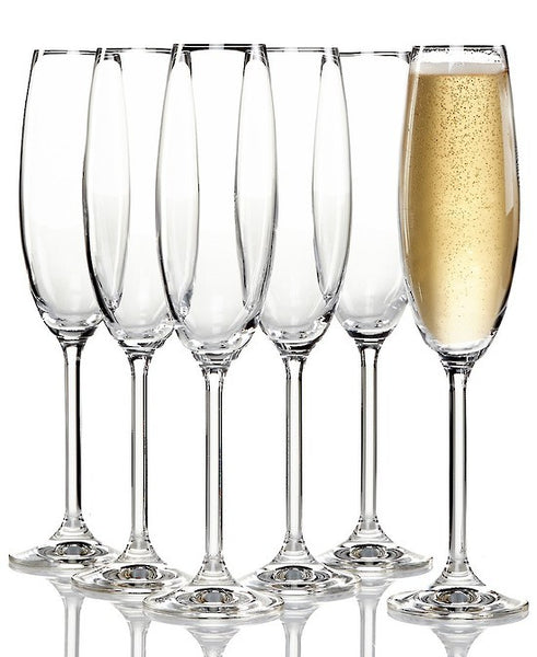 Lenox Tuscany Flutes Set of 6