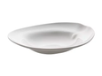 Cookplay Shell Line Rimmed Deep Plate