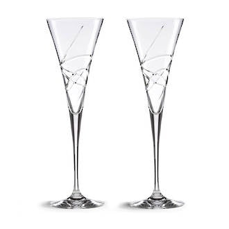 Lenox Adorn Toasting Flutes Set of 2