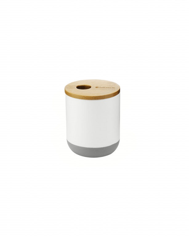 Full Circle Pick Me Up Cotton Bud Canister