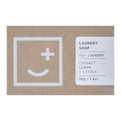 Fair + Square Laundry Soap