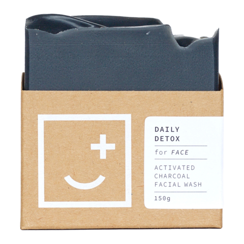 Fair + Square Daily Detox Natural Face Wash