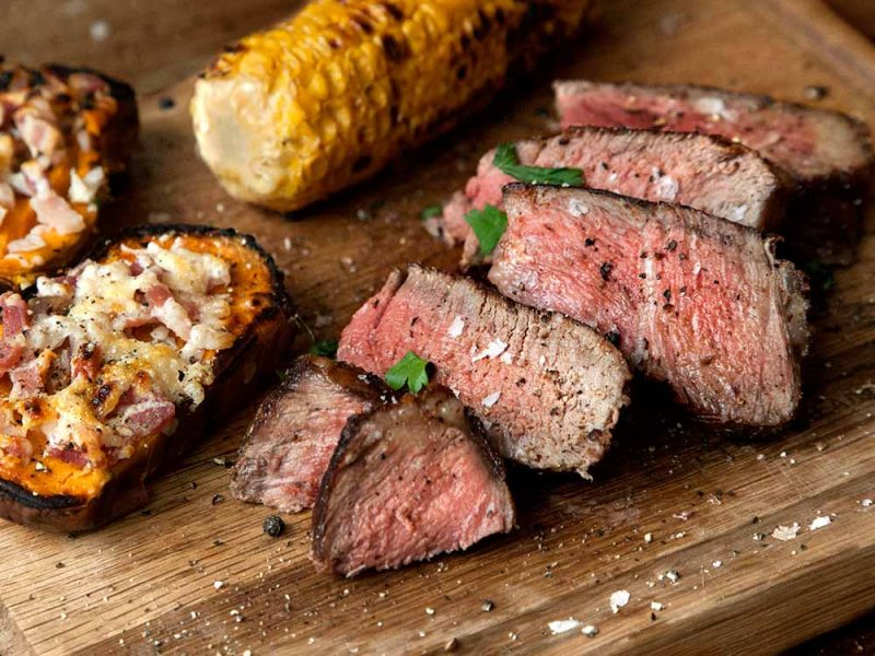 How to grill the perfect steak without a thermometer
