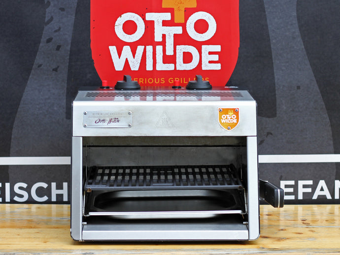 The best way to clean your O.F.B. griller