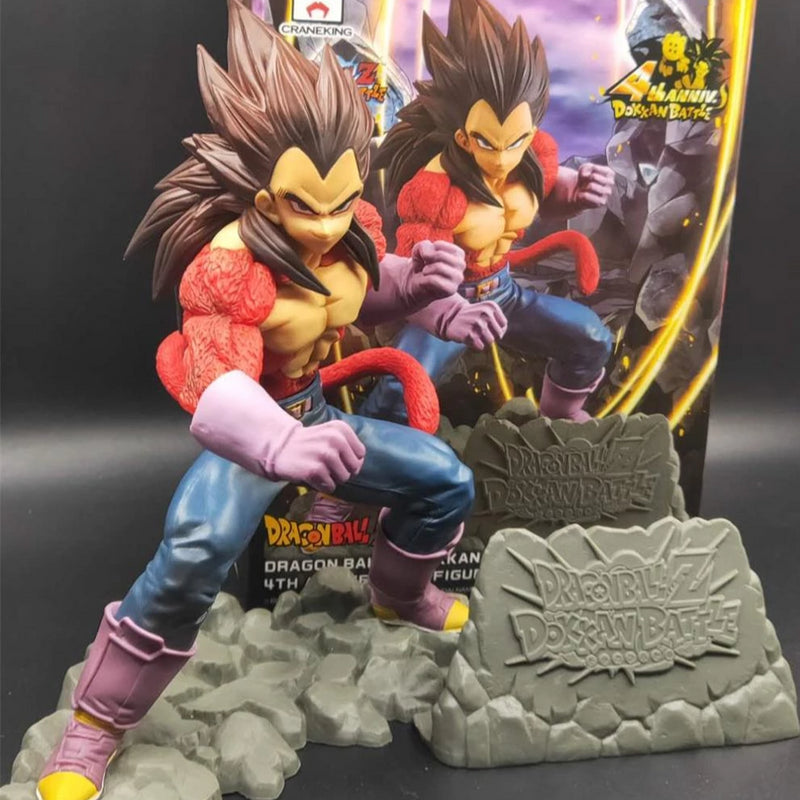 Action Figure Vegeta Super Saiyajin 4 Dragon Ball GT