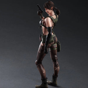 Action Figure Quiet Metal Gear Solid