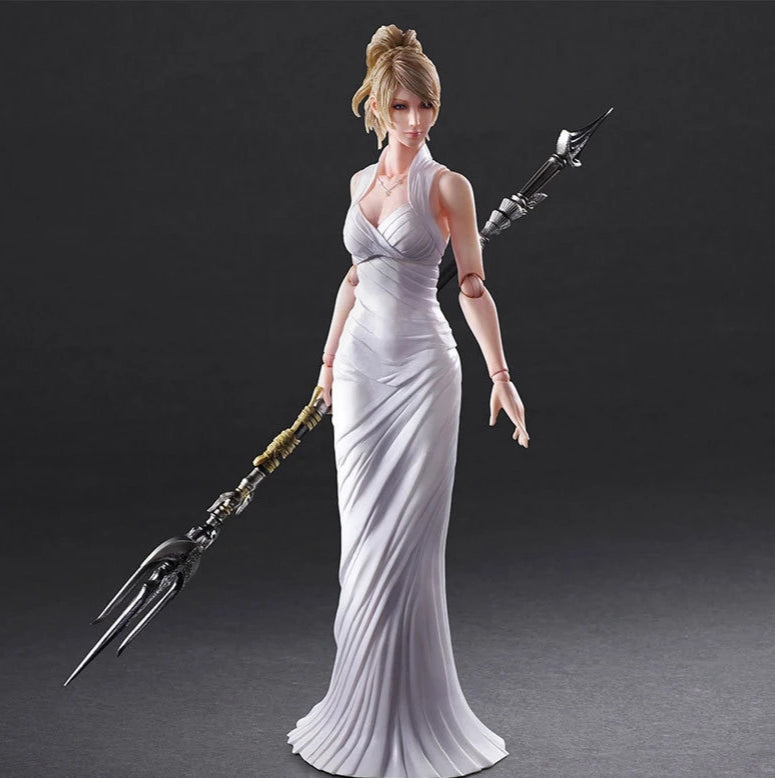 Action Figure Luna Freya (Final Fantasy)