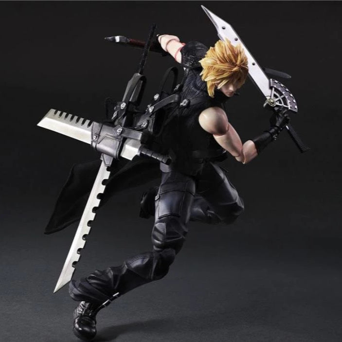 Action Figure Cloud Strife (Final Fantasy VII)
